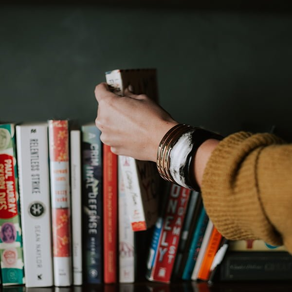 Carer Wellbeing. Keep your mind active: choosing a favourite book to read